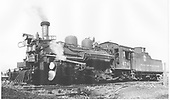 3/4 left side view of K-28 #476.<br /> D&amp;RGW