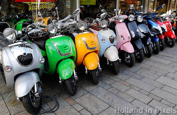Scooters te koop