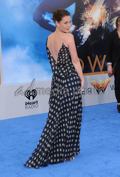 """25 May 2017 - Hollywood, California - Connie Nielsen. World  Premiere of Warner Bros. Pictures'  """"Wonder Woman"""" held at The Pantages Theater in Hollywood. Photo Credit: Birdie Thompson/AdMedia"""