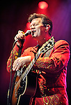Chris Isaak plays Enlightenment concert, Canberra, 18th March 2011. (Image: Mark Graham)