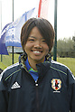 Haruka Hamada (JPN), APRIL 3, 2012 - Football / Soccer : Women's International Friendly match between France B and U-20 Japan in Clairefontaine, France. (Photo by AFLO SPORT)
