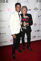 Los Angeles, CA - NOVEMBER 03: Eric Benét, Ken Todd at The Vanderpump Dogs Foundation Gala in Taglyan Cultural Complex, California on NOVEMBER 03, 2016. Credit: Faye Sadou/MediaPunch