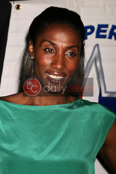 Lisa Leslie<br />