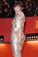 BERLIN, GERMANY - FEBRUARY 7: Meret Becker attends The Kindness Of Strangers premiere and Opening Night Gala of the 69th Berlinale International Film Festival Berlin at the Berlinale Palace on February 7, 2018 in Berlin, Germany.<br /> CAP/BEL<br /> ©BEL/Capital Pictures