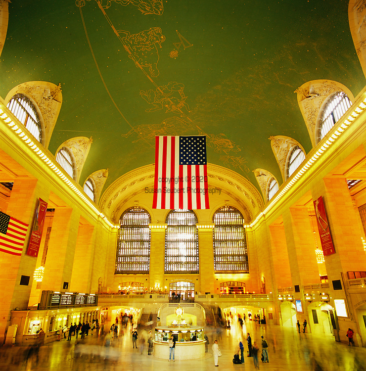 Grand Central Terminal Main Hall, New York City