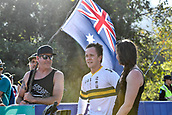 10th September 2017, Smithfield Forest, Cairns, Australia; UCI Mountain Bike World Championships; Troy Brosnan (AUS) team Canyon Factory Racing DH reflects after just missing out in the elite mens downhill race;