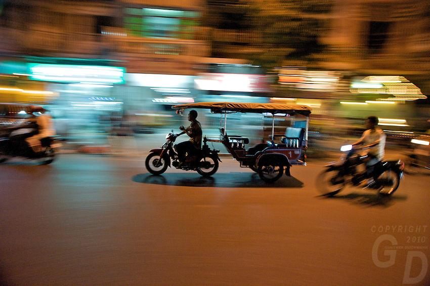 Phnom Kulen, Cambodia