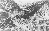 A south-looking view of the Ophir Loop area in winter.<br /> RGS  Ophir Loop, CO  Taken by Toniolli, Matthew