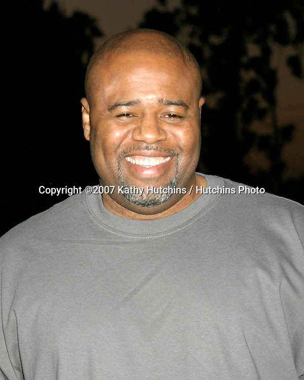 """Chi McBride.""""Pushing Daisies"""" TV Series Premiere Screening.Forever Hollywood Cemetary.Los Angeles CA.Aug 16, 2007.©2007 Kathy Hutchins / Hutchins Photo...."""