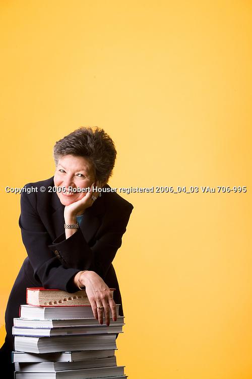Sara Martinez Tucker - CEO - Hispanic Scholarship Fund: Executive portrait photographs by San Francisco - corporate and annual report - photographer Robert Houser.