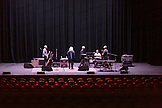 Soundcheck with David Crosby and  Graham Nash  at the Neal S. Blaisdell Center in Honolulu, HI, with James Raymond on keyboards and Shane Fontayne on lead guitar.