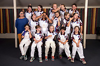 Year 5-8 Girls-only Willows & Shield Maidens. Eastern Suburbs Cricket Club junior team photos at Easts Cricket clubrooms in Kilbirnie, Wellington, New Zealand on Monday, 5 March 2018. Photo: Dave Lintott / lintottphoto.co.nz