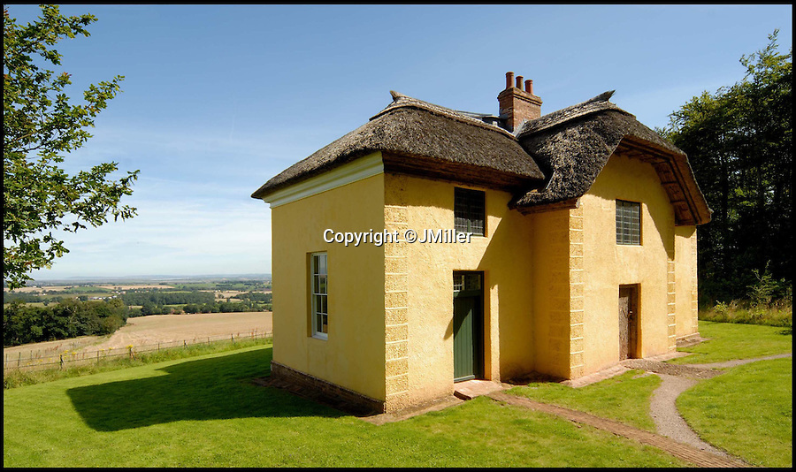 BNPS.co.uk (01202 558833)<br /> Pic: LandmarkTrust/BNPS<br /> <br /> Robin Hoods Hut, in, Somerset. <br /> <br /> Fully booked...Holidays less ordinary spark a booking frenzy in Brits.<br /> <br /> A charity which rents out historic buildings around Britain is celebrating a boom in business that has seen some of its properties booked out years in advance.<br /> <br /> The Landmark Trust has transformed almost 200 of the country's quirkiest buildings - from medieval castles to Tudor towers and even a former pig sty - into unique holiday homes.<br /> <br /> And they have become so popular with Brits looking for unusual places to escape to that some buildings are fully booked until 2016.<br /> <br /> Top of the most popular properties are Luttrell's Tower, a Georgian folly near Southampton, Hants, and Astley Castle, a Saxon stronghold dating back to the 12th century in Nuneaton, Warks.<br /> <br /> Other favourites include a Victorian pigsty near Whitby, North Yorks, which was built in the style of a Greek temple, and the London townhouse of 20th century poet John Betjeman.<br /> <br /> The buildings have become such a hit among holidaymakers that they are willing to fork out thousands of pounds to stay in them.<br /> <br /> While prices start at 10 pounds a night for cosy cottages in winter, a seven-night stay at the most popular properties in the height of summer can cost up to 3,000 pounds.<br /> <br /> But the fees are then ploughed back into the upkeep and restoration of the properties.