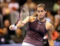 Amélie Mauresmo - WTA Tour Championships