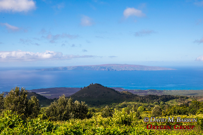View Of Kaho'olawe Island Reserve