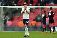 Harry Kane of Tottenham Hotspur after Tottenham Hotspur vs Huddersfield Town, Premier League Football at Wembley Stadium on 3rd March 2018