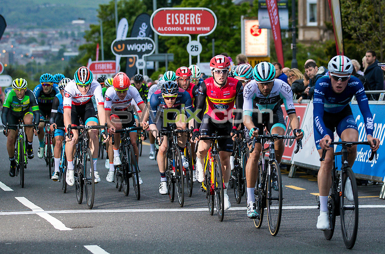 Picture by Alex Whitehead/SWpix.com - 23/05/2017 - Cycling - Tour Series Round 7, Motherwell -
