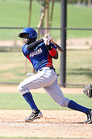 Guillermo Pimentel - Texas Rangers - 2010 Instructional League.Photo by:  Bill Mitchell/Four Seam Images..