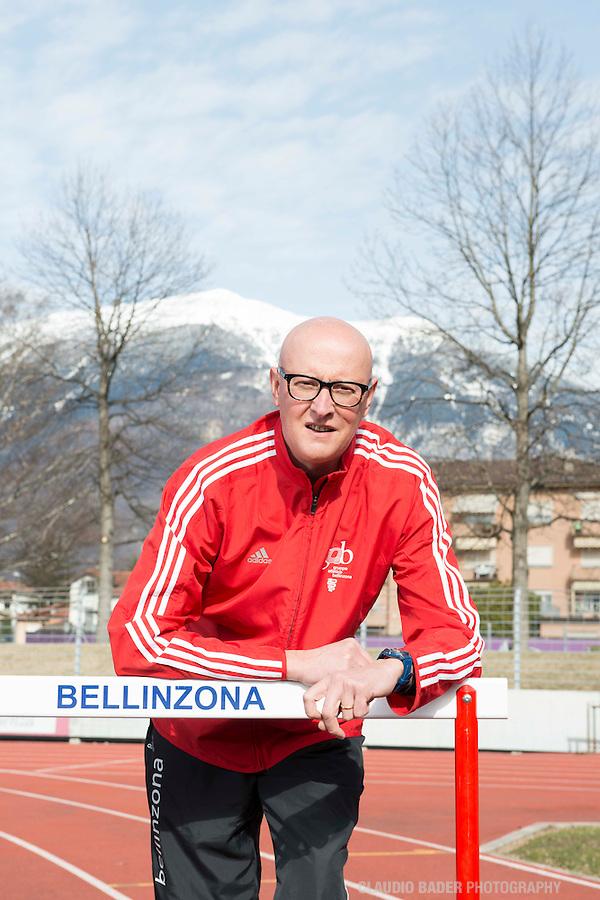 Enrico Cariboni, Bellinzona, Retired athlete, 400m, 800m run