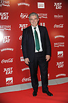 Brandon Lewis at the British Curry Awards 2018, Battersea Evolution, London.