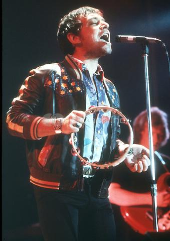 Eric Burdon performing in 1973.  Credit: Ian Dickson/MediaPunch