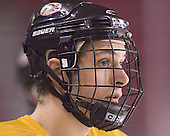Sebastian Borza - The Princeton University Tigers took part in a morning skate on Saturday, December 31, 2005 at Magness Arena in Denver, Colorado before taking part in the Denver Cup Final against Boston College.