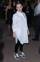 Rose McGowan @ the HBO premiere of 'Confirmation' held @ the Paramount Studios theatre.<br /> March 31, 2016