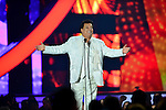 CORAL GABLES, FL - APRIL 28: Juan Gabriel onstage at the Billboard Latin Music Awards at the BanKUnited Center on Thursday April 28, 2016 in Coral Gables, Florida. ( Photo by Johnny Louis / jlnphotography.com )