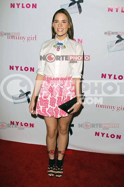 Christa B. Allen at the NYLON Magazine Annual May Young Hollywood Issue Party at Hollywood Roosevelt Hotel on May 9, 2012 in Hollywood, California. © mpi29/MediaPunch Inc.