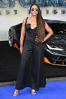 Eve at the global premiere for &quot;Transformers: The Last Knight&quot; at Leicester Square Gardens, London, UK. <br /> 18 June  2017<br /> Picture: Steve Vas/Featureflash/SilverHub 0208 004 5359 sales@silverhubmedia.com
