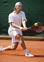 11-7-06,Scheveningen, Siemens Open, rirst round match, Gimeno-Traver.