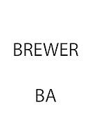 BREWER BA