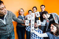 Reddit employee pictures: executive portrait photography of Reddity employees, by San Francisco corporate photographer Eric Millette