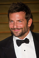 Bradley Cooper arriving for the 2014 Vanity Fair Oscars Party, Los Angeles. 02/03/2014 Picture by: James McCauley/Featureflash