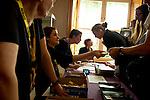 Week end d'ouverture des rencontres photographiques de Vendôme 2010, dans le loir et cher