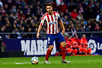 Jorge Resurreccion 'Koke' of Atletico de Madrid during La Liga match between Atletico de Madrid and RCD Espanyol at Wanda Metropolitano Stadium in Madrid, Spain. November 10, 2019. (ALTERPHOTOS/A. Perez Meca)
