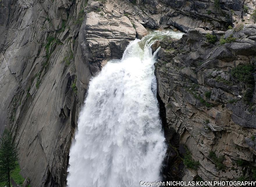 Illilouette Falls, Yosemite - 2011