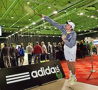 12-02-13, Tennis, Rotterdam, ABNAMROWTT, Sportplaza.
