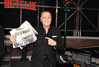 """HOLLYWOOD, CA - OCTOBER 24: Joe Cortese attends the premiere of Netflix's """"The Irishman"""" at TCL Chinese Theatre on October 24, 2019 in Hollywood, California.<br /> CAP/ROT/TM<br /> ©TM/ROT/Capital Pictures"""