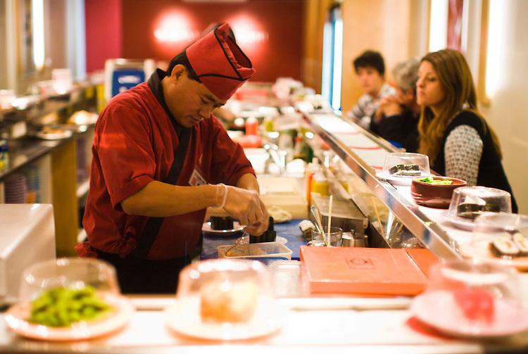 Simply Sushi Glenelg.