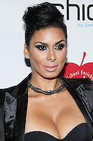 BEVERLY HILLS, CA, USA - OCTOBER 26: Laura Govan arrives at the CP3 Foundation Celebrity Server Dinner held at Mastro's Steakhouse on October 26, 2014 in Beverly Hills, California, United States. (Photo by Rudy Torres/Celebrity Monitor)
