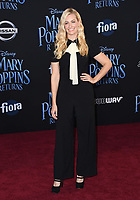 29 November 2018 - Hollywood, California - Beth Behrs. &quot;Mary Poppins Returns&quot; Los Angeles Premiere held at The Dolby Theatre.   <br /> CAP/ADM/BT<br /> &copy;BT/ADM/Capital Pictures