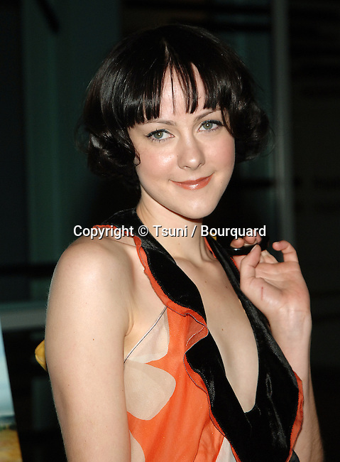 Jena Malone -<br /> Go-Getter Premiere at the Los Angeles County Museum of art at the Bing  Theatre in Los Angeles.<br /> <br /> headshot<br /> eye contact