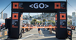 Winner - Bloomberg Square Mile Relay San Francisco 2018