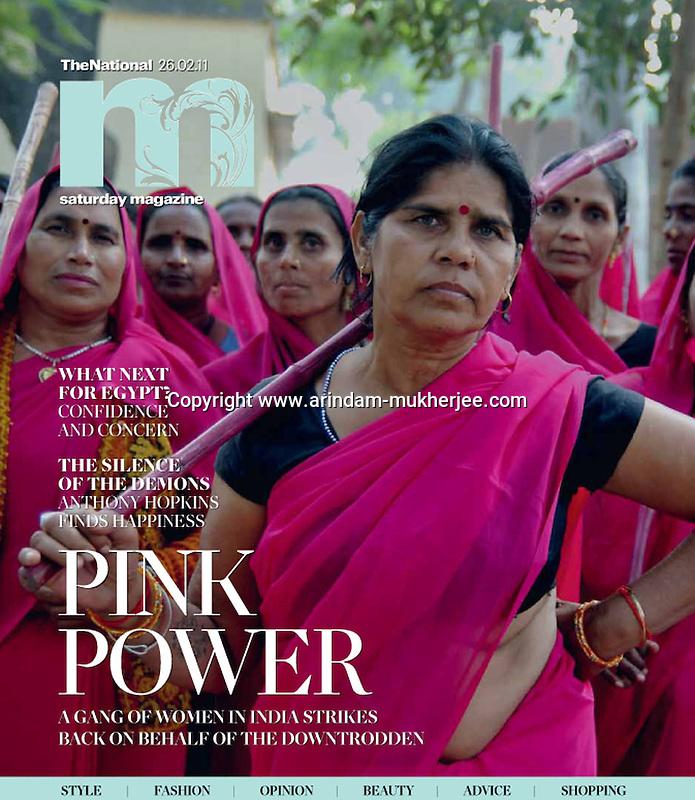 National Magazine, UAE.