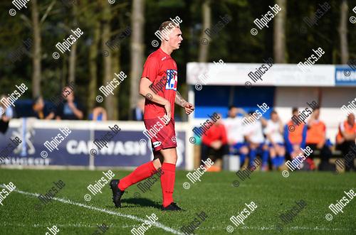 2017-09-23 / Voetbal / Seizoen 2017-2018 / KSK Weelde / Reggy Elias<br /> <br /> ,Foto: Mpics.be