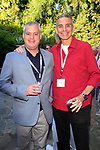LOS ANGELES - APR 9: Stuart Berkovitz, Scott Mauro at The Actors Fund's Edwin Forrest Day Party and to commemorate Shakespeare's 453rd birthday at a private residence on April 9, 2017 in Los Angeles, California