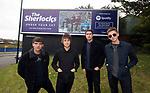 The Sherlocks Under Your Sky Billboard - Sheffield 2019