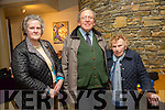Enjoying the Phil Coulter concert in Siamsa Tire on Sunday night were l-r  Bried Dalton, Pat Dalton and Teresa O'Neill all from Newcastle West