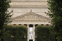 WASHINGTON DC, EUA, 08.10.2019 - TURISMO-WASHINGTON DC - Arquivo Nacional, na cidade de Washington DC, capital dos Estados Unidos, nesta terça-feira, 8. (Foto Charles Sholl/Brazil Photo Press/Folhapress)